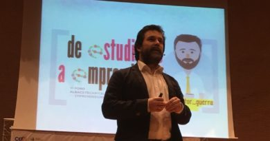 Asistimos al VI Foro Albacete Capital de Emprendedores