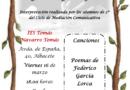 Festival de Lengua de Signos Española: viernes 16