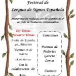 Festival de Lengua de Signos Española