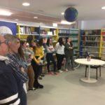 Visita al Centro de Información Juvenil