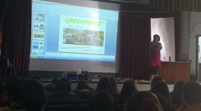 Actividad ecológica y charla, con Maite Mompó