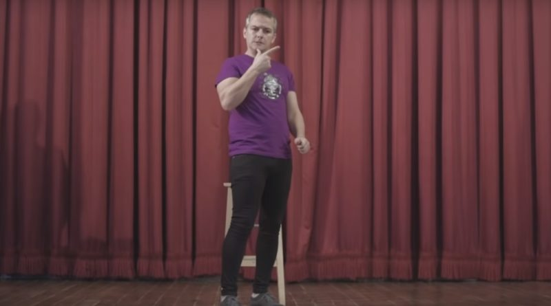 Publicado el quinto vídeo de humor sin barreras