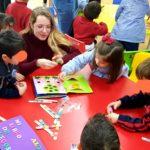 Visita a la Escuela Infantil Montserrat