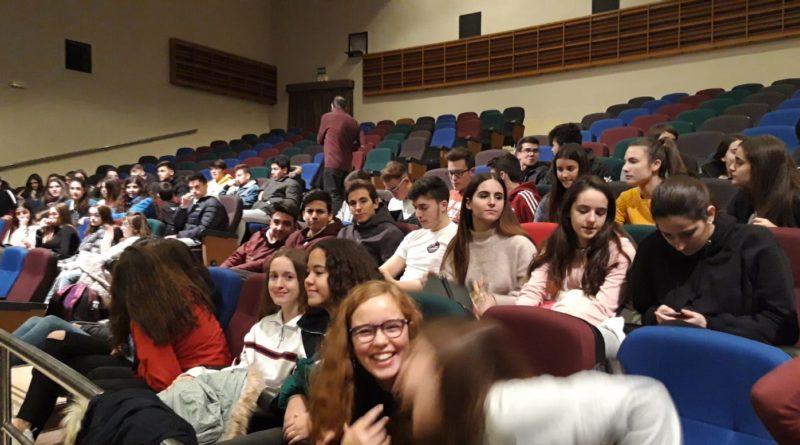 Asistimos a la representación de El Buscón, en el Teatro de la Paz