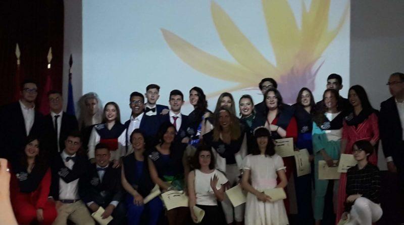 Graduaciones de 4ºESO y 2ºBach