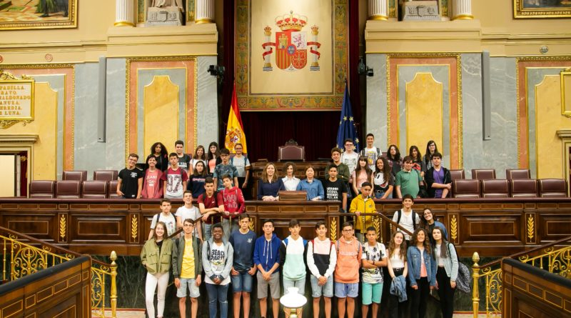 Visita a Madrid: Congreso y Reina Sofía