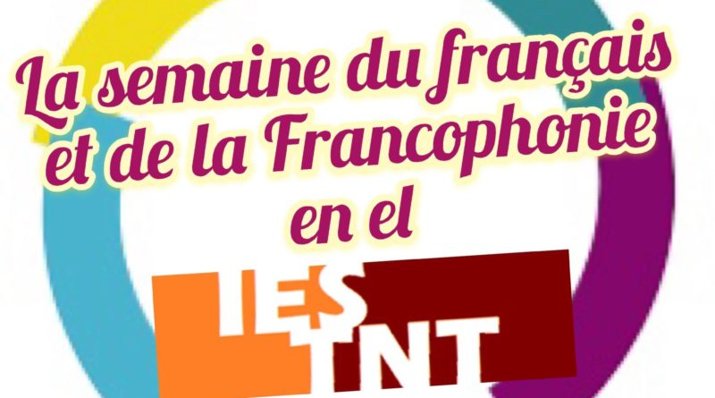 Semana de la Francofonía 2021 en el TNT