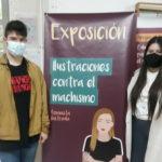 Exposición para la prevención de la violencia machista
