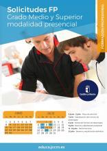 ADMISIÓN FP PRESENCIAL DE GRADO MEDIO Y SUPERIOR. Curso 2021/22